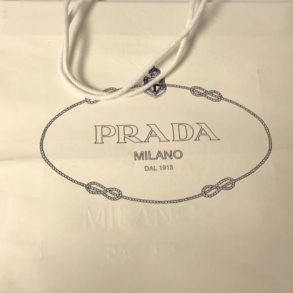 PRADA Shoppers Bag